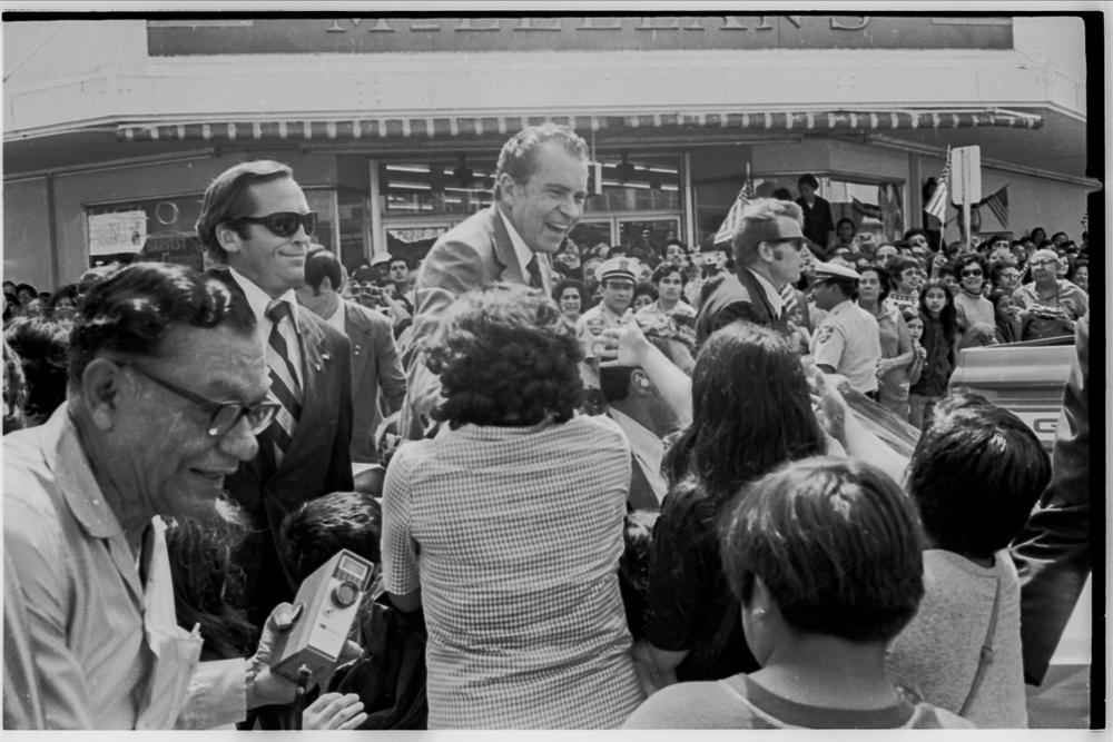 Richard Nixon © Danny Turner