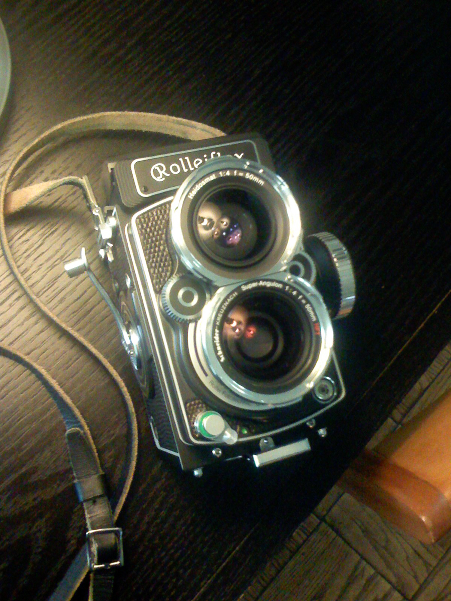 Rolleiwide 4.0 FW.© Danny Turner
