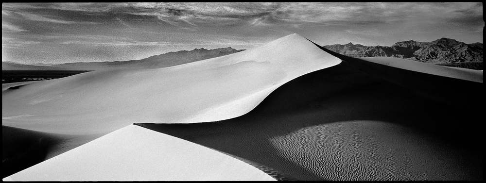 Death Valley panorama. © Danny Turner