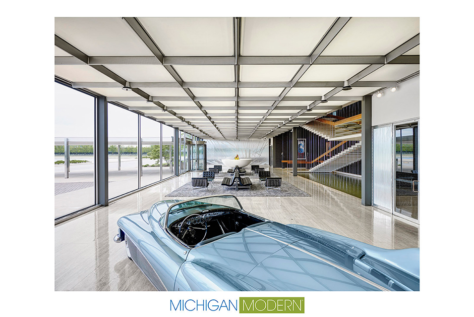 Michigan Modern © Jim Haefner