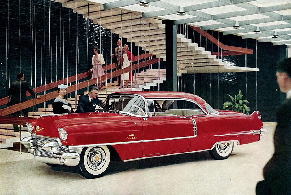 Vintage Cadillac©Walter Farnyk