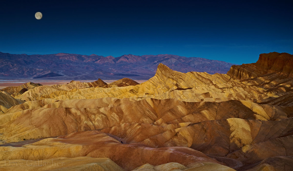 Death Valley. © Dave Gallagher