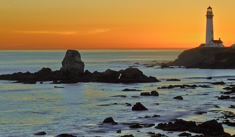 California Coast. © Dave Gallagher