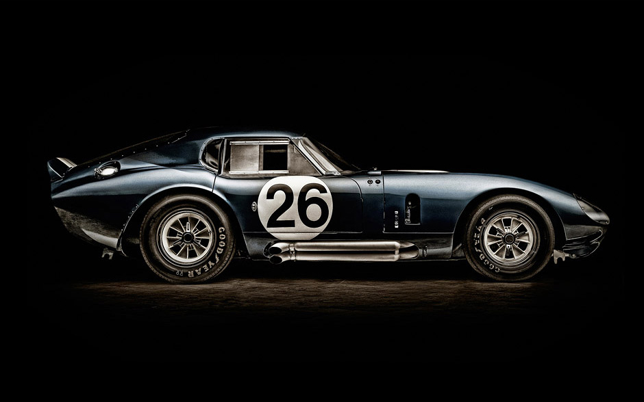 Shelby Daytona Coupe © Blair Bunting