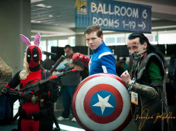 San Diego Comic Con International, California, Lifestyle Photography