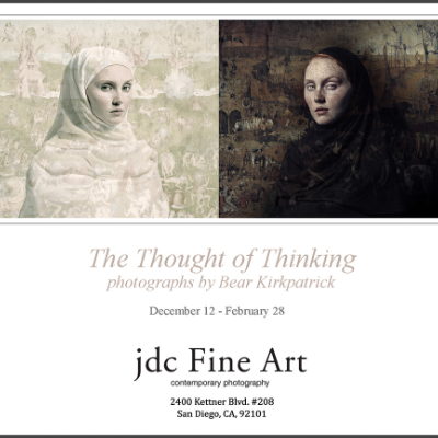 2015 The Thought of Thinking at jdc Fine Art