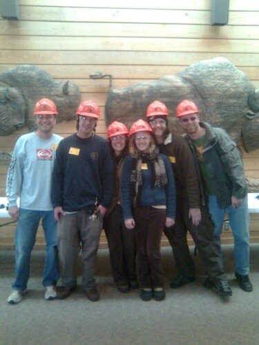 Tour of the Rawhide Coal Plant, 2010