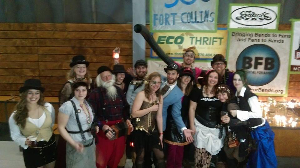 2015 Steampunk Carnivale