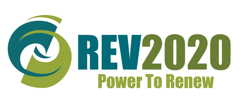 REV conference logo