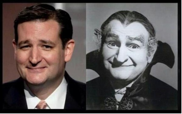 SEPARATED AT BIRTH  IMAGE COURTESY OF  Steven Hayward ,  www.powerlineblog.com