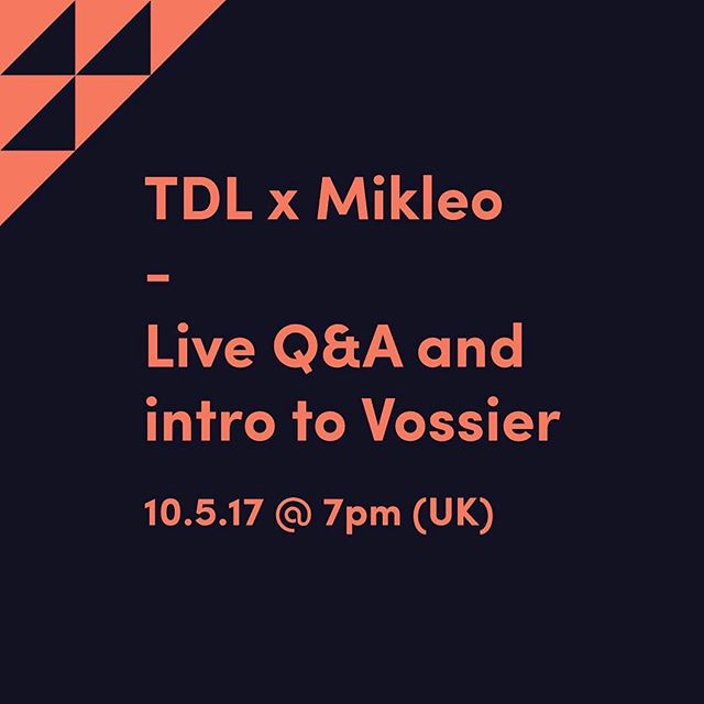 We're going live with @fffabs & @cassiuskiani of @mikleohq at 7pm (UK time) make sure you are in the group to see!