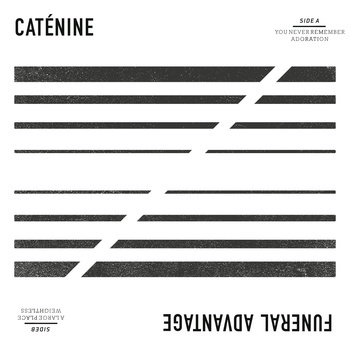 CATÉNINE // FUNERAL ADVANTAGE SPLIT (2013)