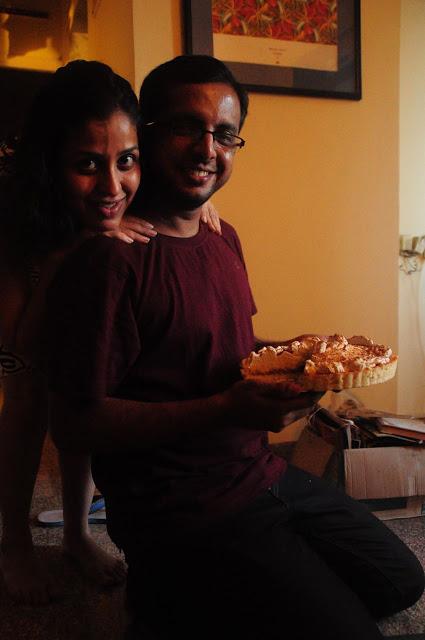 Anand and Natasha