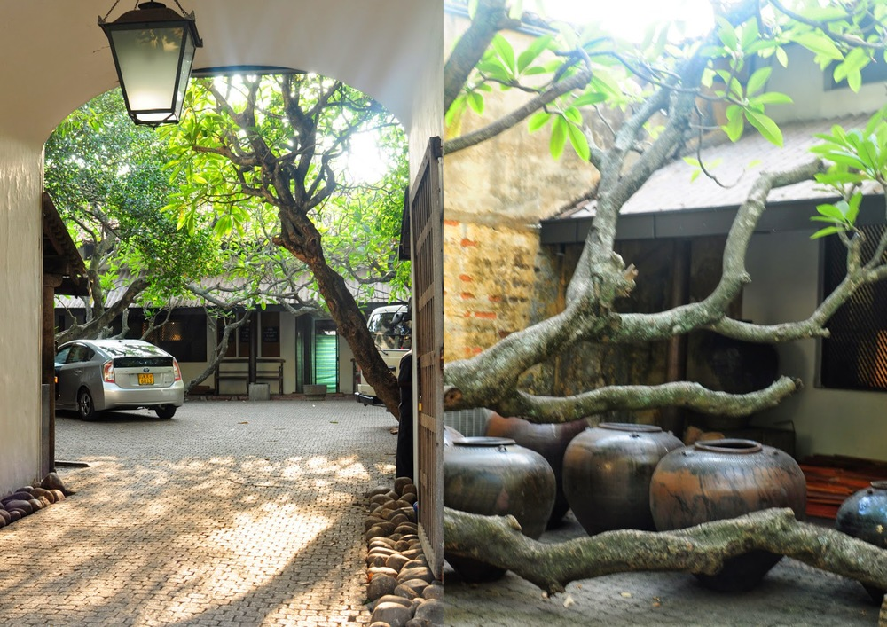 In search for bawa sri lanka 39 s legacy follow my recipe for Courtyard designs sri lanka