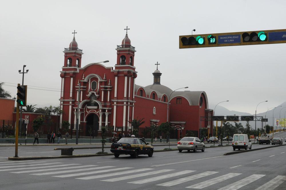 Church on Tacna