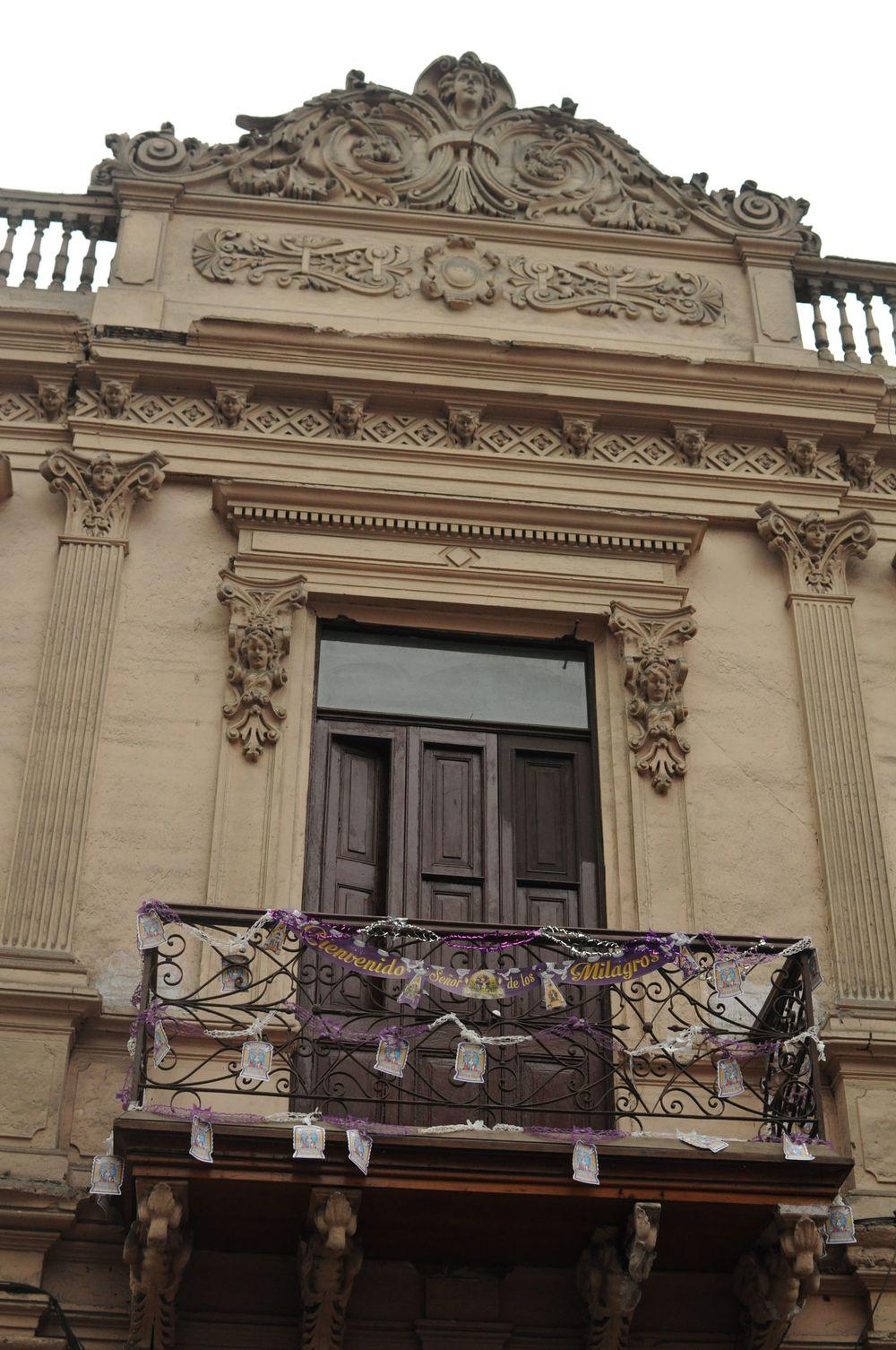 Gorgeous balcony