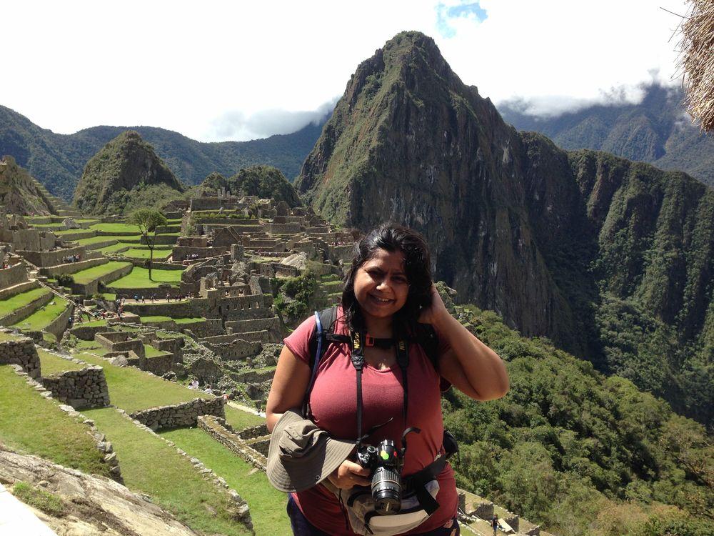 Going Solo- Machu Picchu