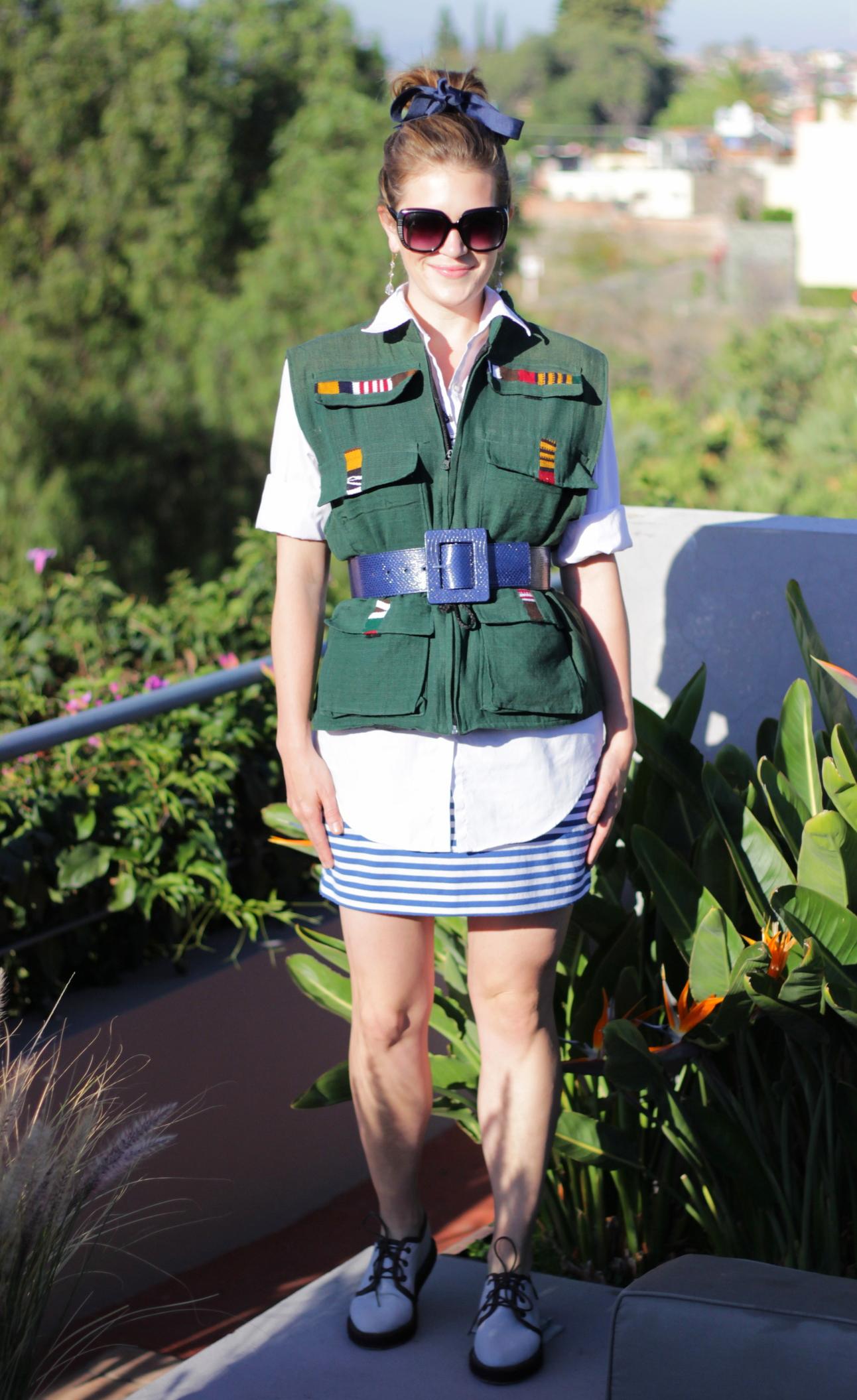 oaxacan vest on belle meets world blog
