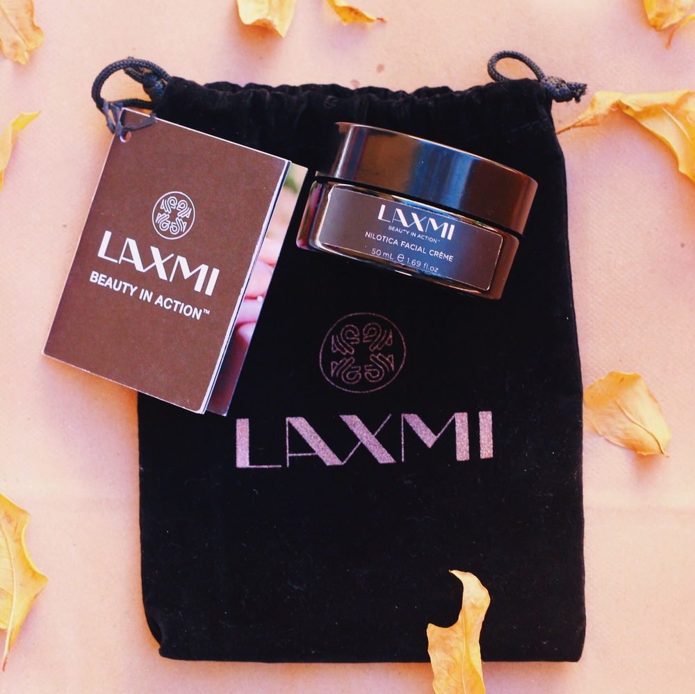Laxmi product review on Belle Meets World blog