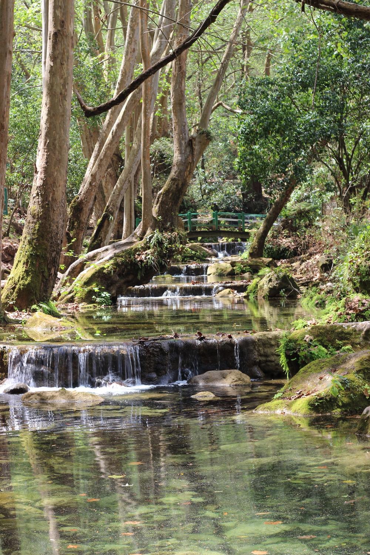 The hike to Cascada Chuveje