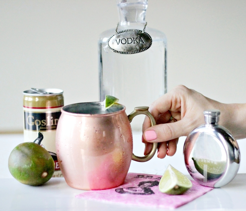 Moscow Mule on Belle Meets World blog