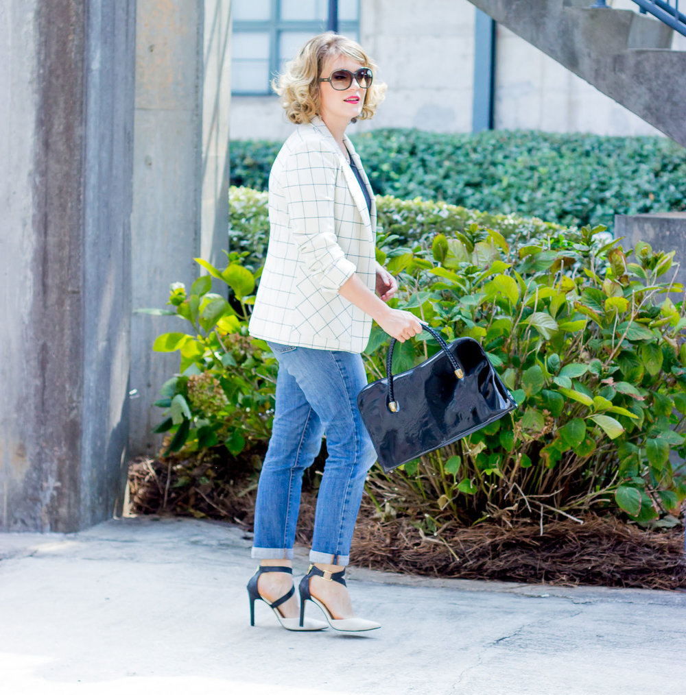 Casual workwear on Belle Meets World blog