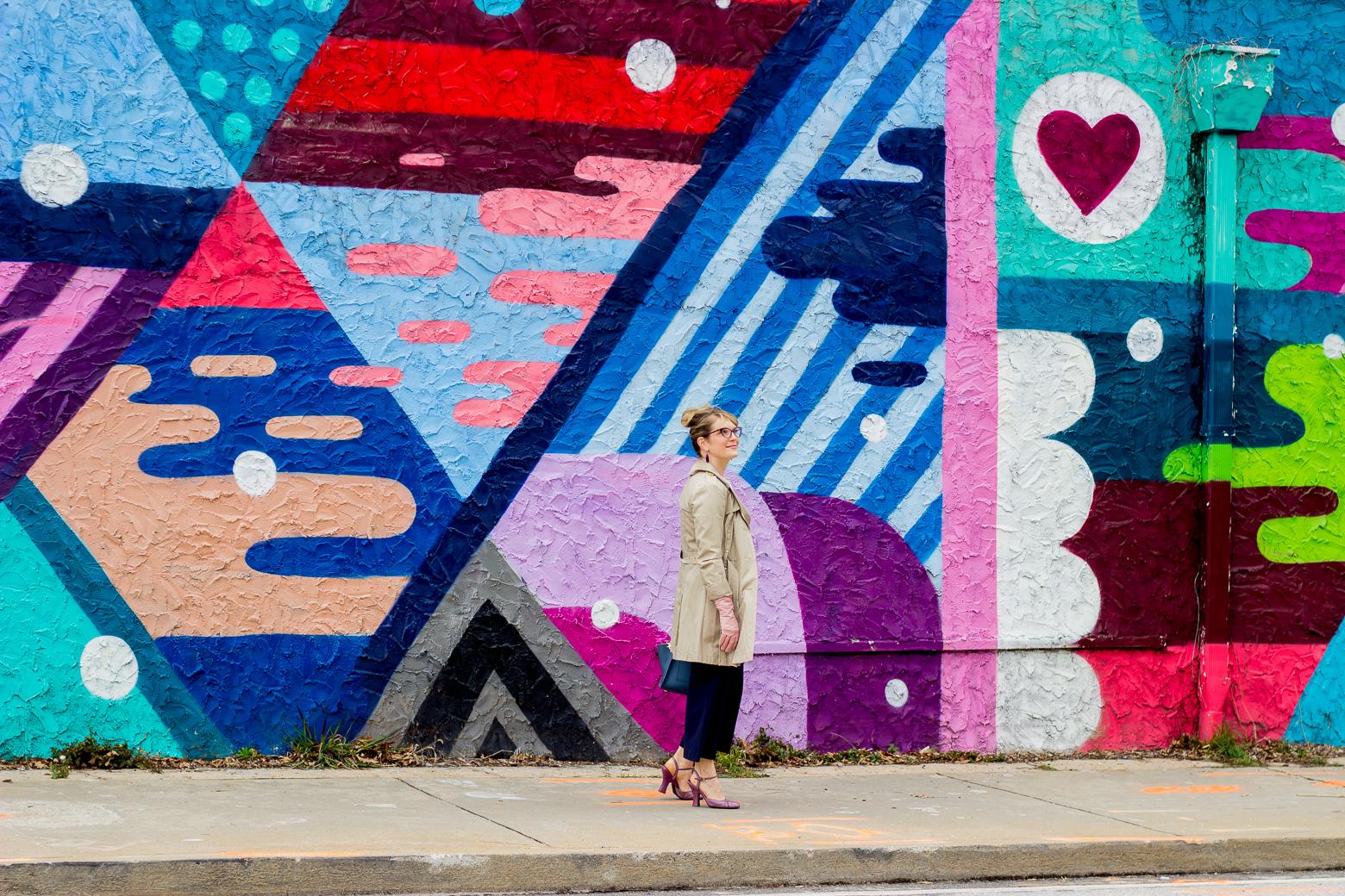 Edgewood mural Atlanta