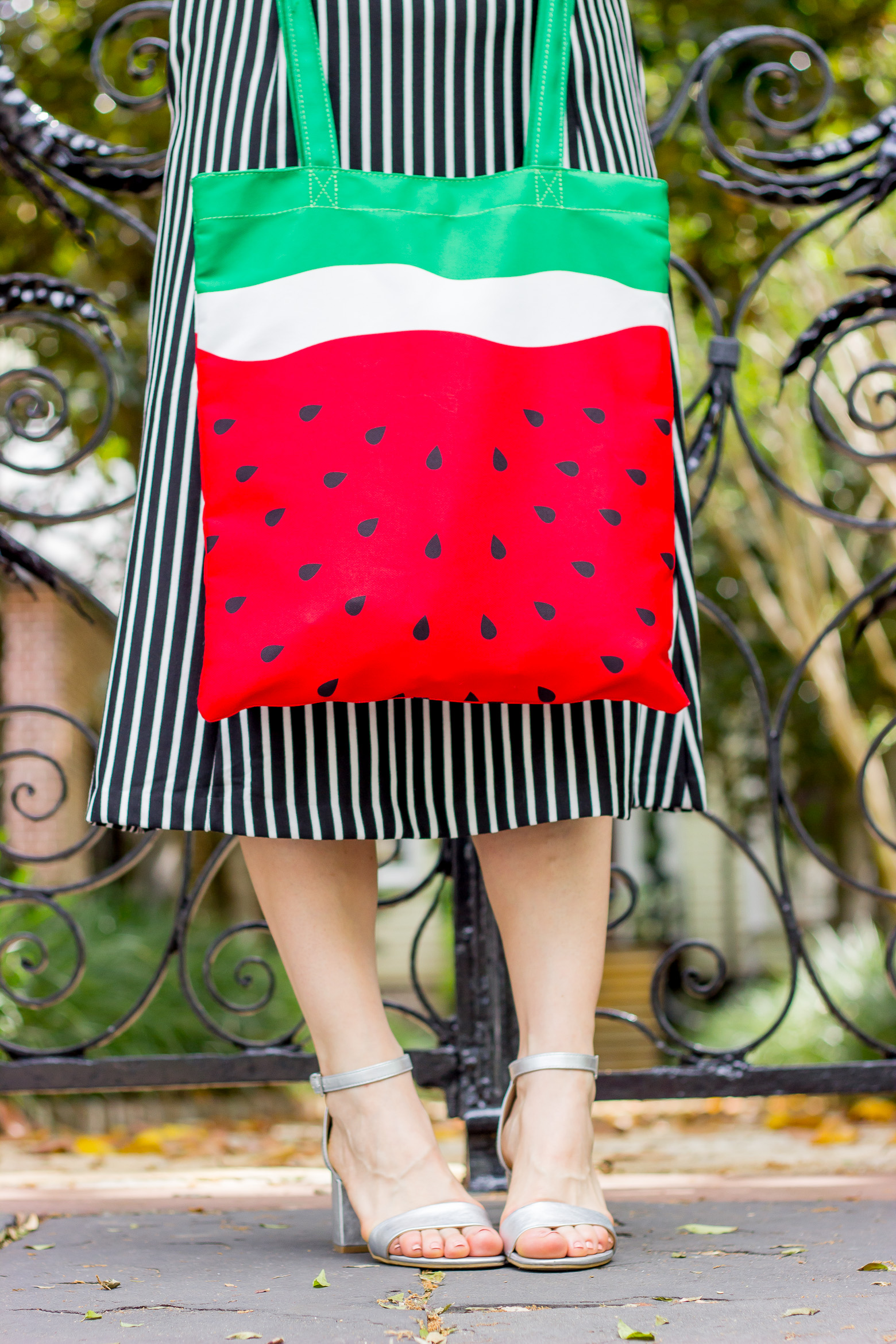 Forever 21 watermelon bag