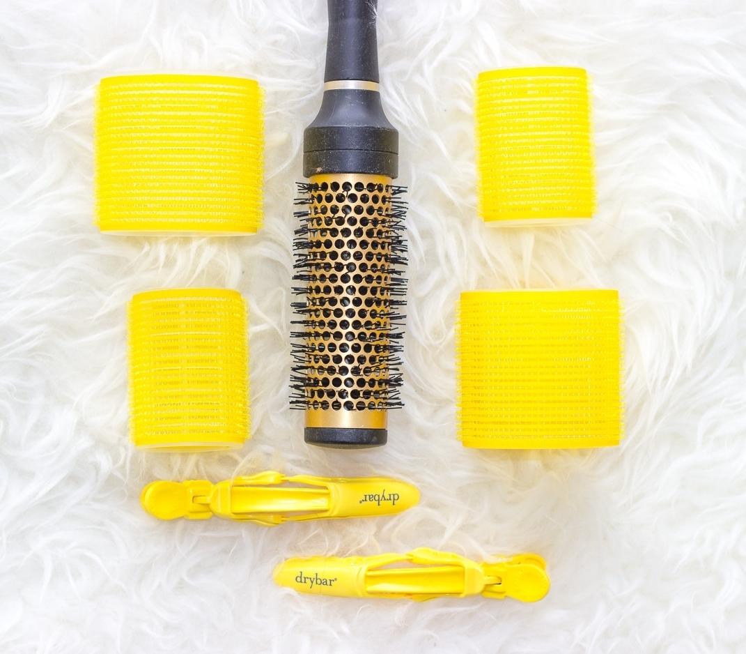 Drybar velcro rollers