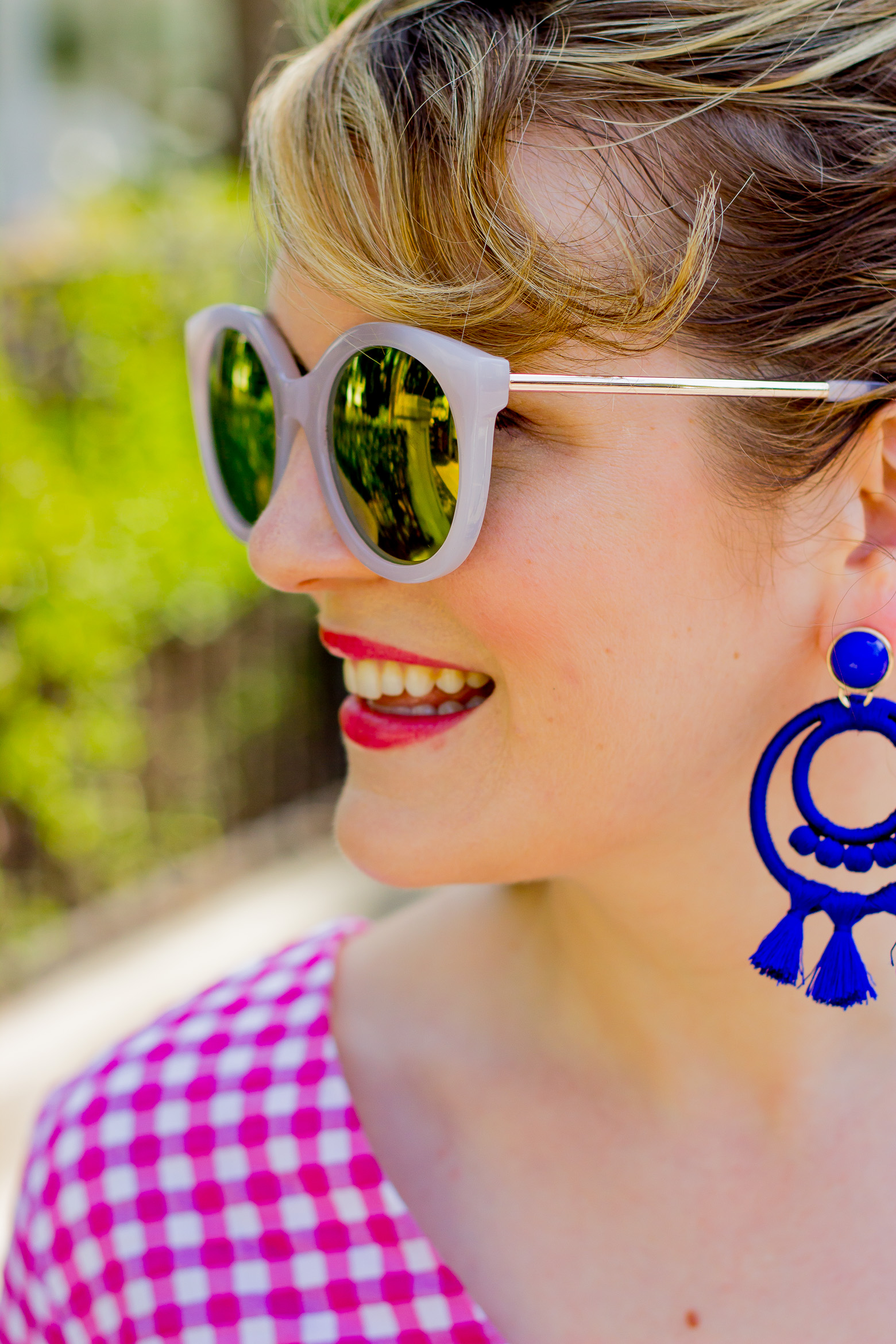 Baublebar Earrings on Belle Meets World blog