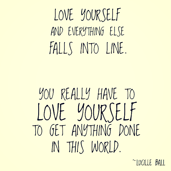 Love yourself | Living Minnaly