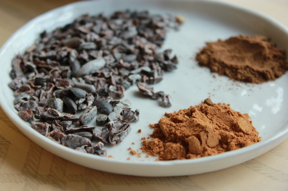 Pumpkin Cacao spices