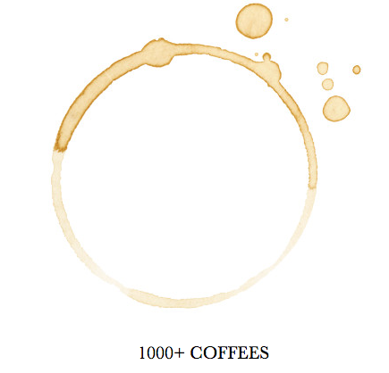 1000 Coffees