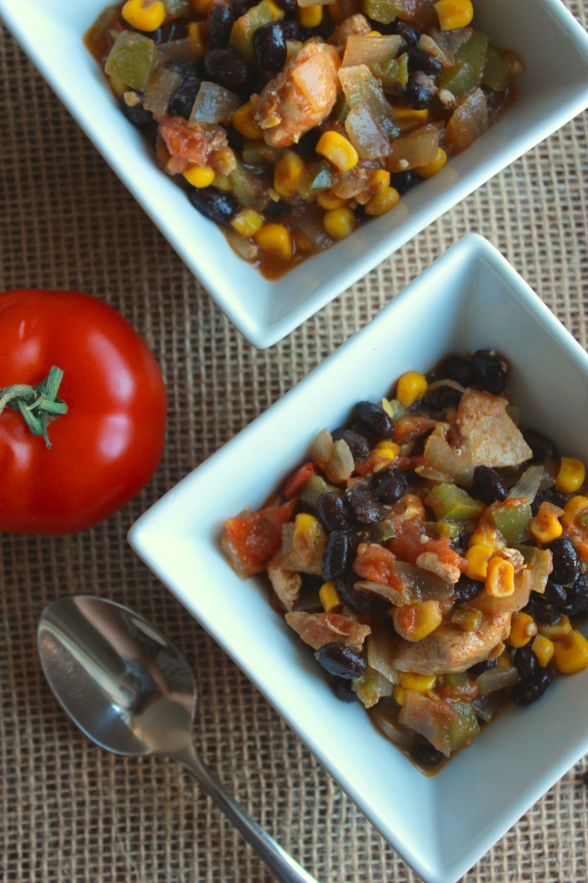 Chunky Chicken Chili | Living Minnaly7.jpg