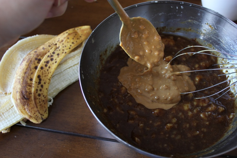 PB Banana Nut Chia Bread | Living Minnaly05.jpg