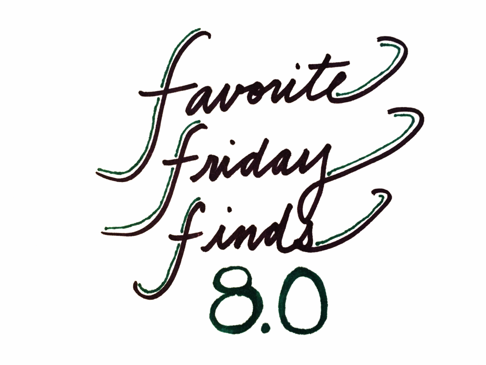 Favorite Friday Finds | Living Minnaly