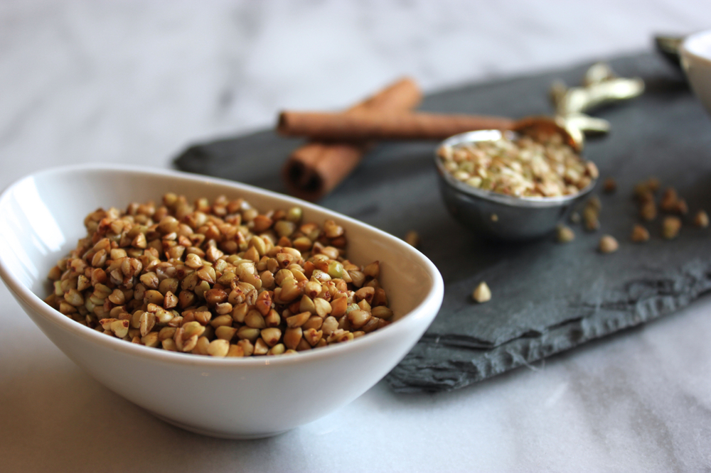Toasted Cinnamon Buckwheat