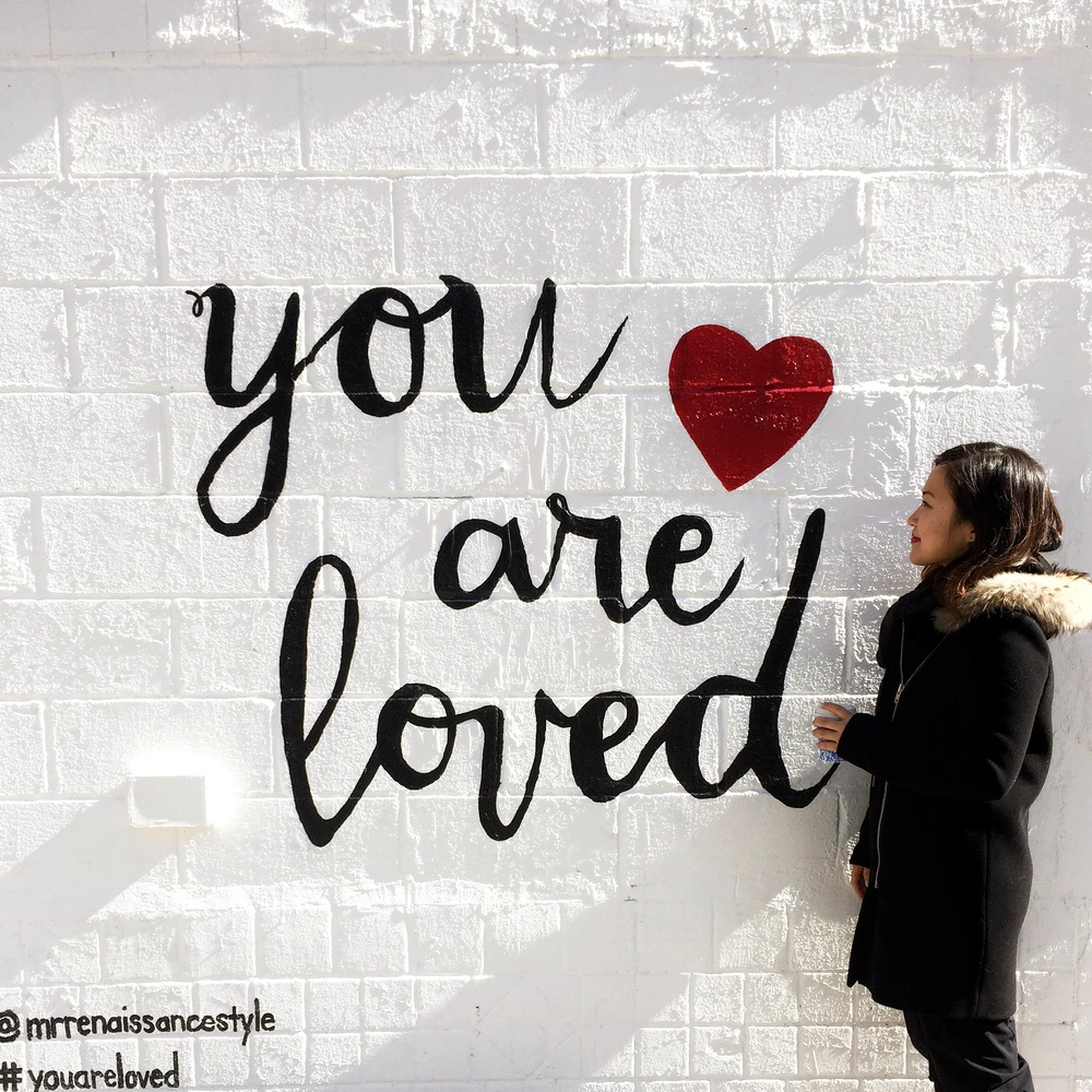 You are Loved | Living Minnaly