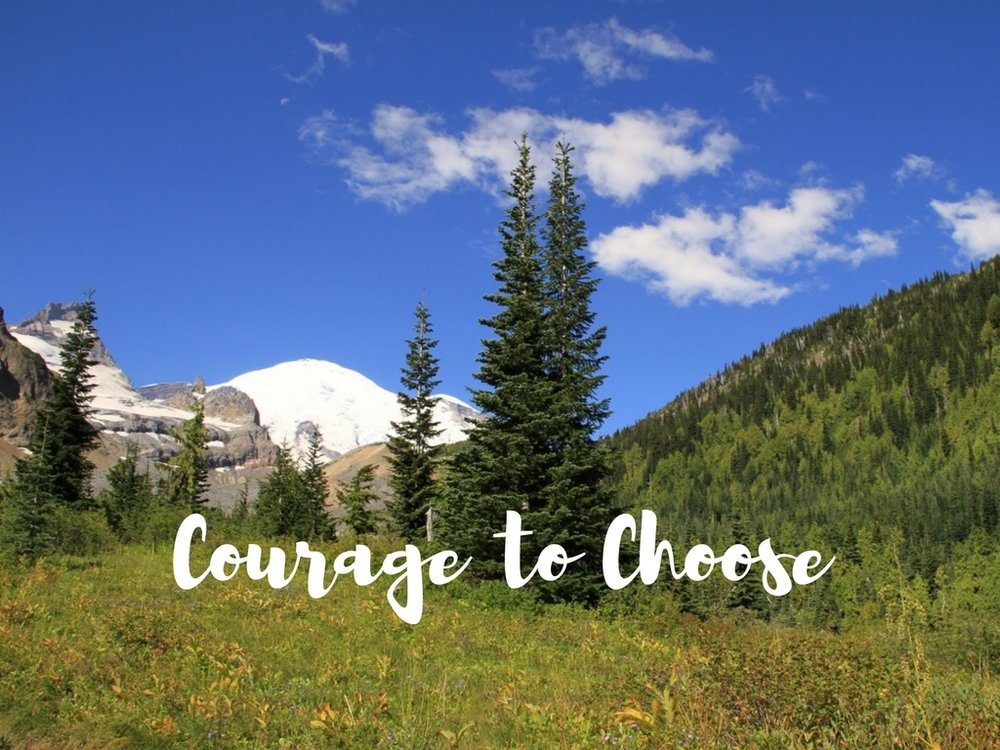 Courage to Choose | Living Minnaly1
