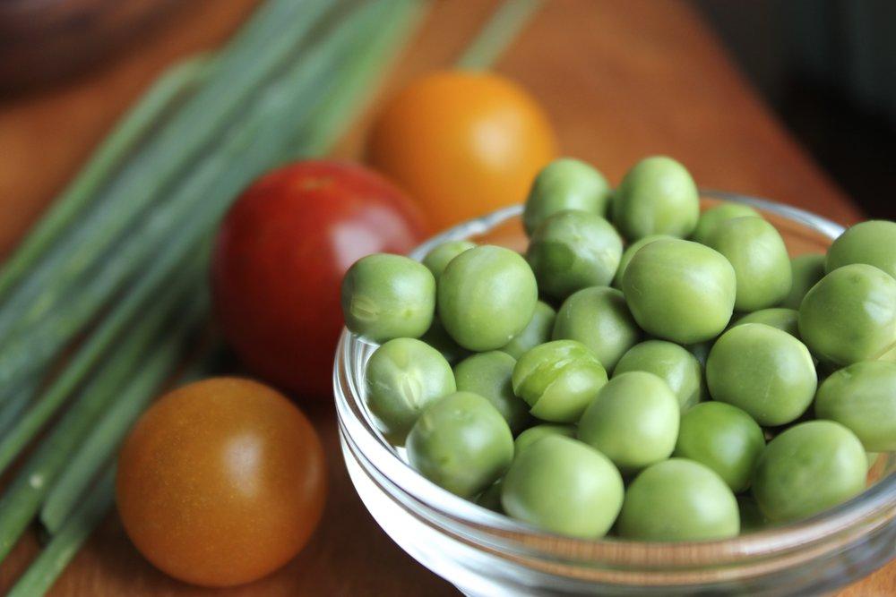 Peas | Living Minnaly
