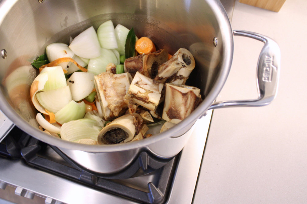 How to Make Bone Broth- Tutorial and Tips with All-Clad | Living Minnaly  - 5.jpg