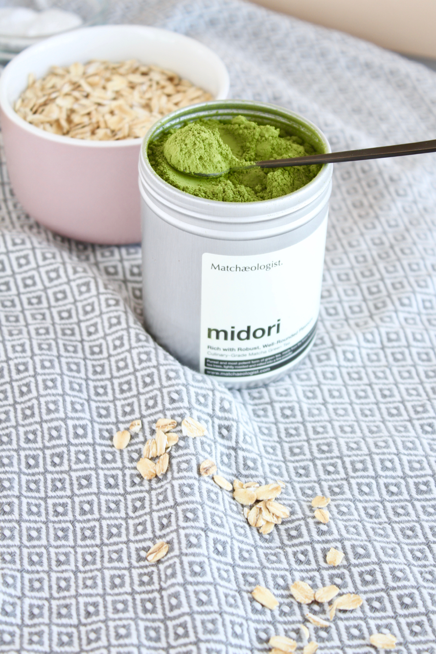 Matcha Mini Muffins with Collagen, Gluten-free Dairy Free | Living Minnaly  - 3.jpg