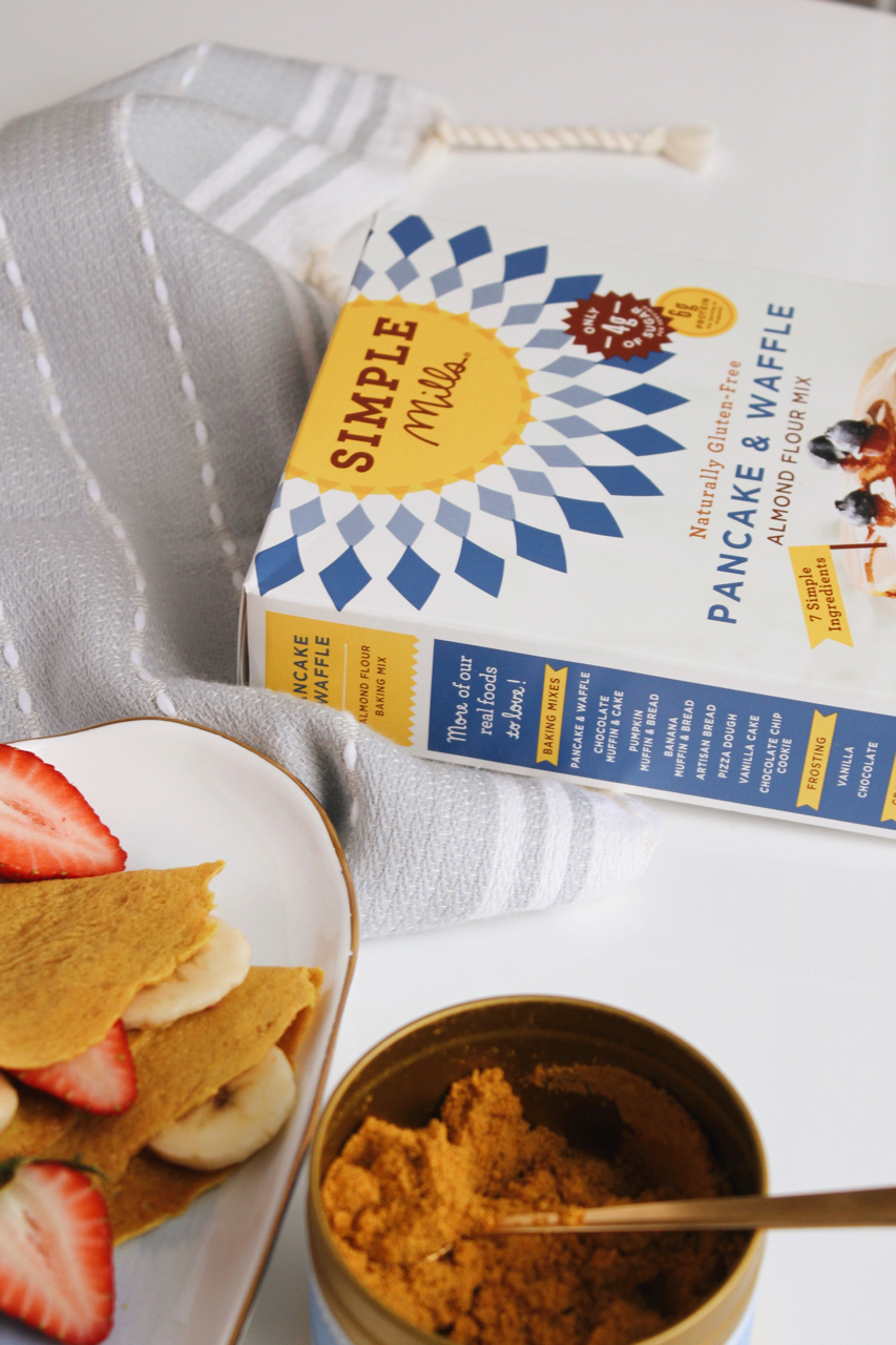 Golden Fuel Turmeric Collagen Crepes with Simple Mills + Live 24k | Living Minnaly  - 3.jpg
