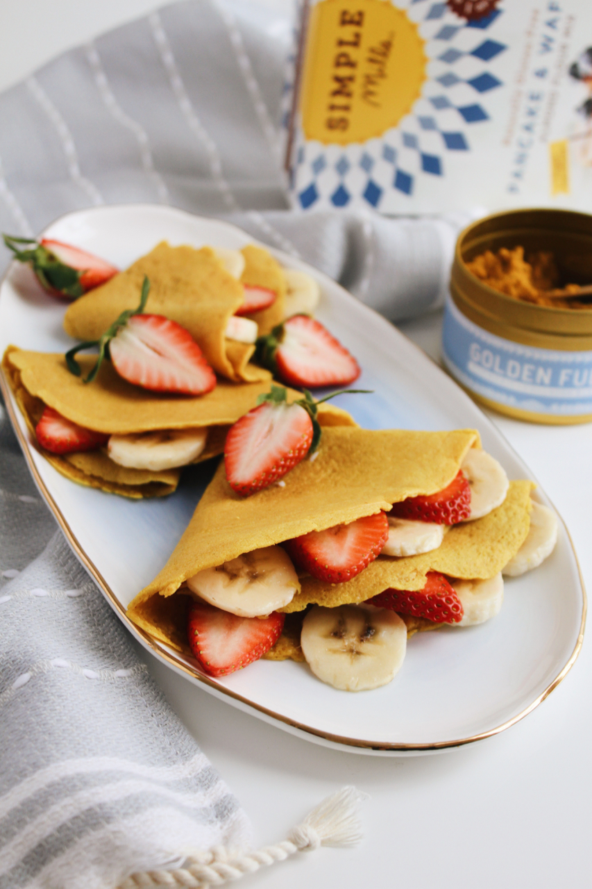 Golden Fuel Turmeric Collagen Crepes with Simple Mills + Live 24k | Living Minnaly  - 4.jpg