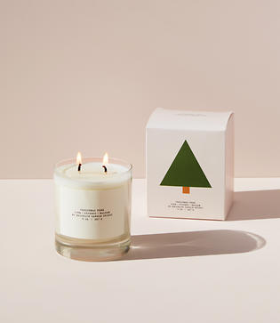 Brooklyn Candle Studio: Tree Candle
