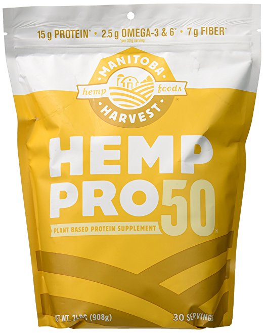 Hemp Protein (plant-based)