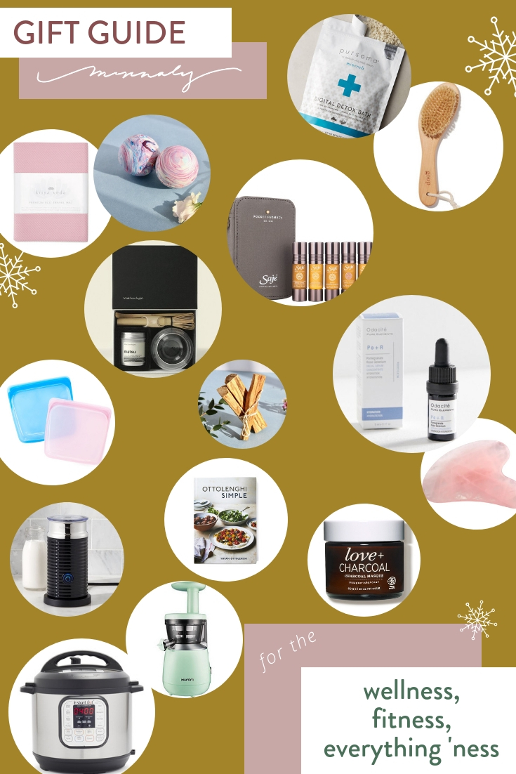 wellness fitness| Living Minnaly Holiday 2018 Gift Guides.jpg