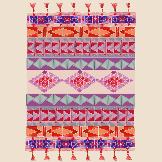 JUSTINA BLAKENEY • PATTERNS