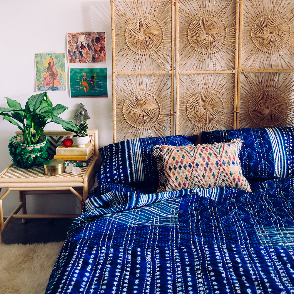 JUSTINA X MAKERS COLLECTIVE HOME BEDDING