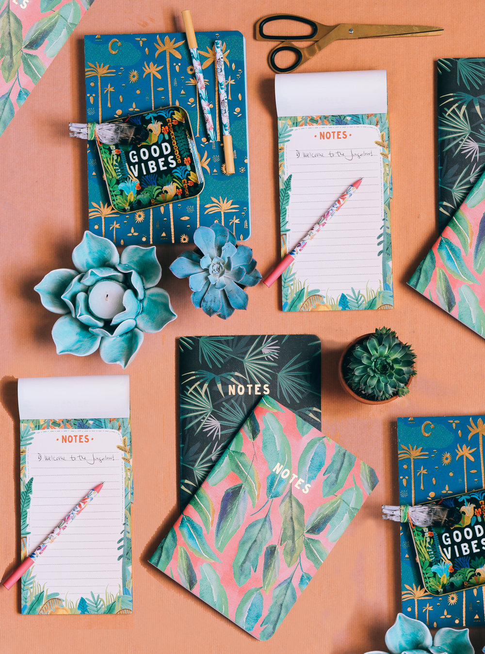 JUSTINA BLAKENEY STATIONERY X STUDIO OH
